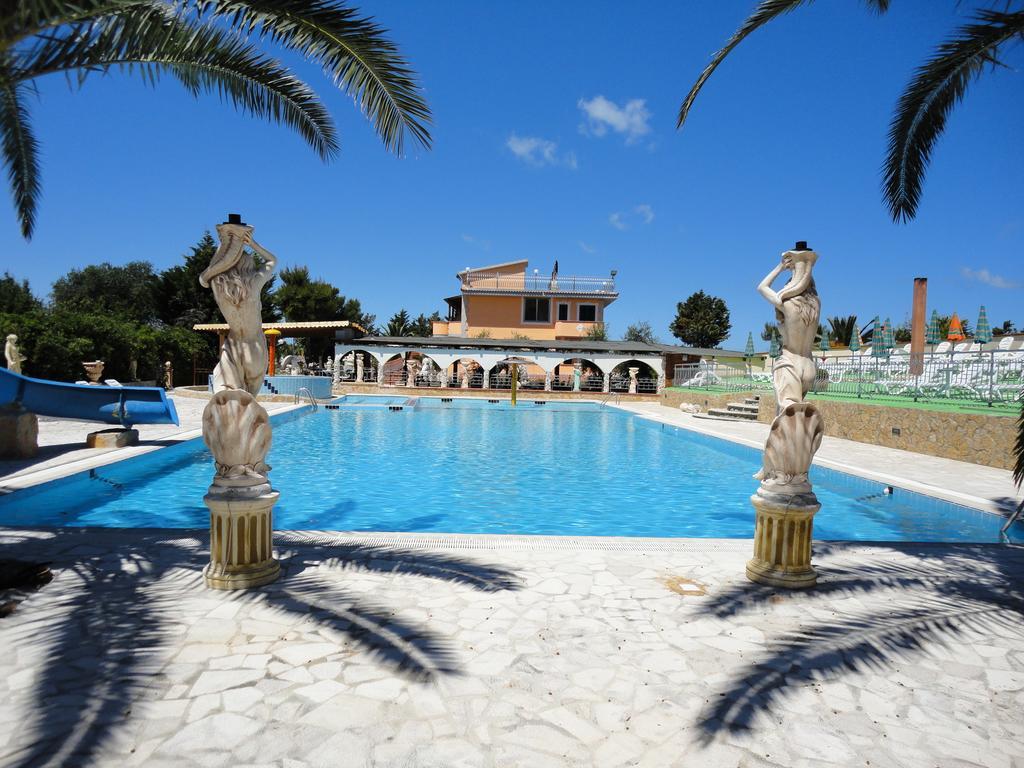 Palestra Vico Del Gargano qui gargano - residence parco del sole